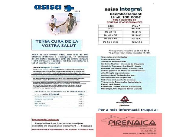 Assegurances ASISA