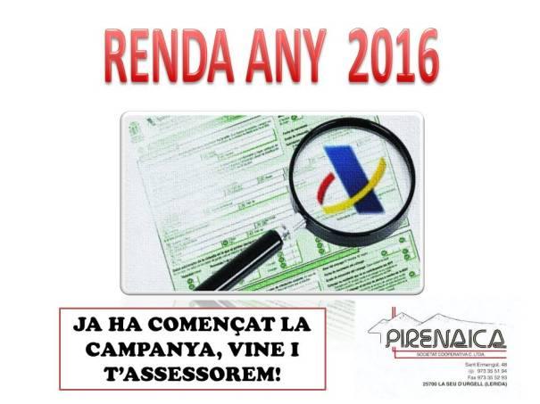 Renda2016